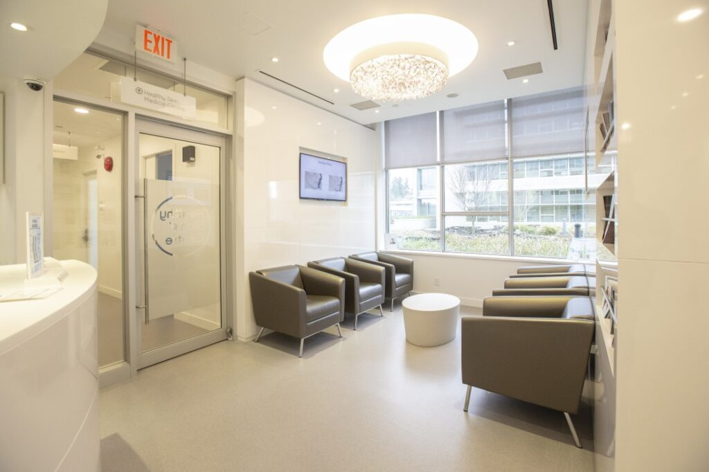 Surgical Waiting Room, Healthy Skin Centre