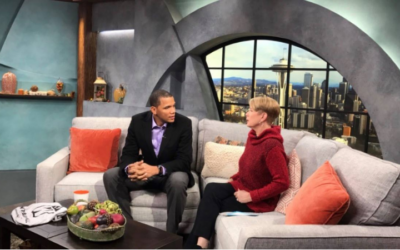 Coach Watts Opens Up About Past Struggles On King 5 New Day