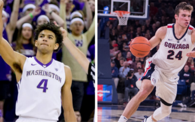 Men Of March: The State Of Washington In The 2019 NCAA Tournament