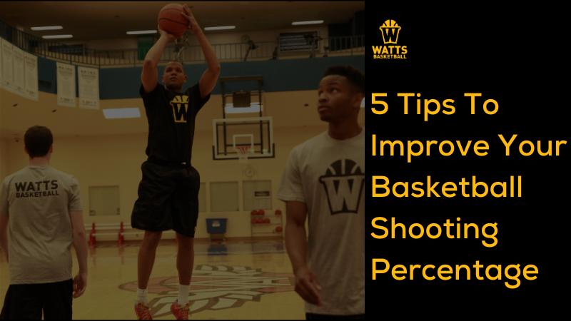 basketball shooting percentage