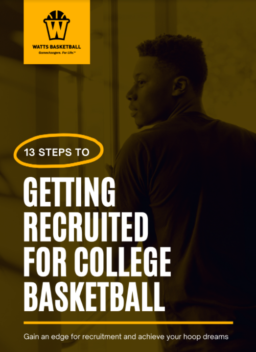 13 steps to getting recruited for college basketball