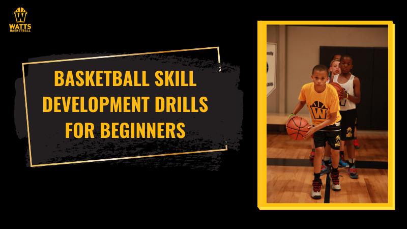 Basketball skill development
