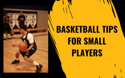 Basketball Tips for Small Players