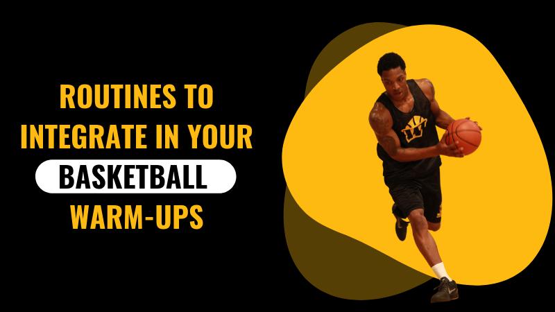 basketball warm-ups
