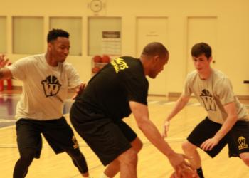 preseason basketball training