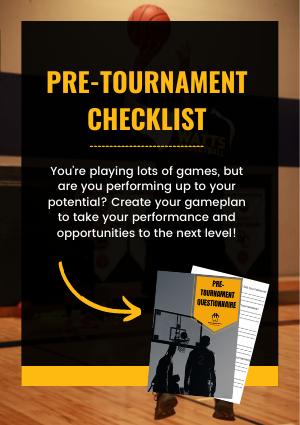 pre-tournament checklist pdf