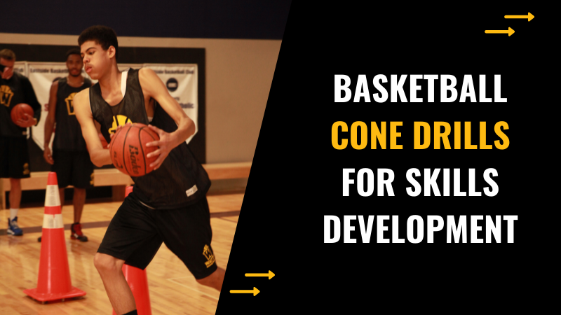 basketball cone drills