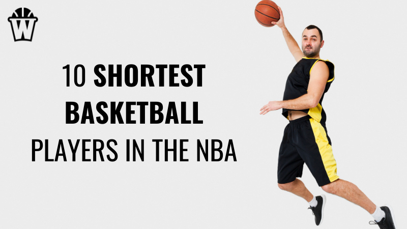 10 Shortest Basketball Players in the NBA