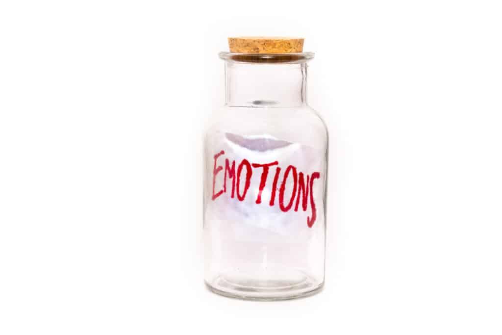 Bottled up emotions lead to frustration shutdown