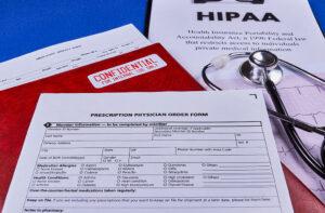 HIPAA form