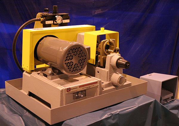 Pines Model 660 End Finishing Machine