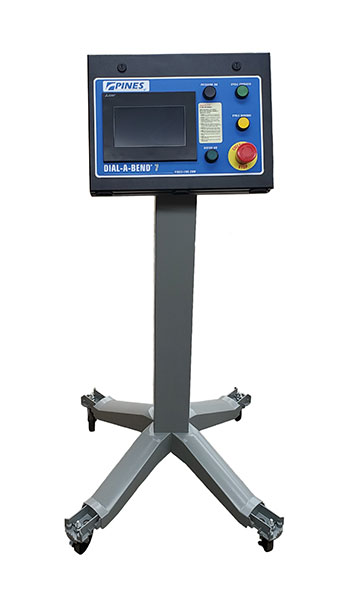 Dial-A-Bend® (DAB-7) Manual Rotary Draw and Vertical Bender Control