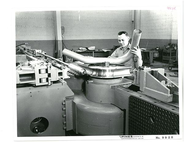 1954 Tubing Bender
