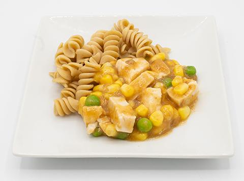 Chicken Casserole with Whole Grain Rotini