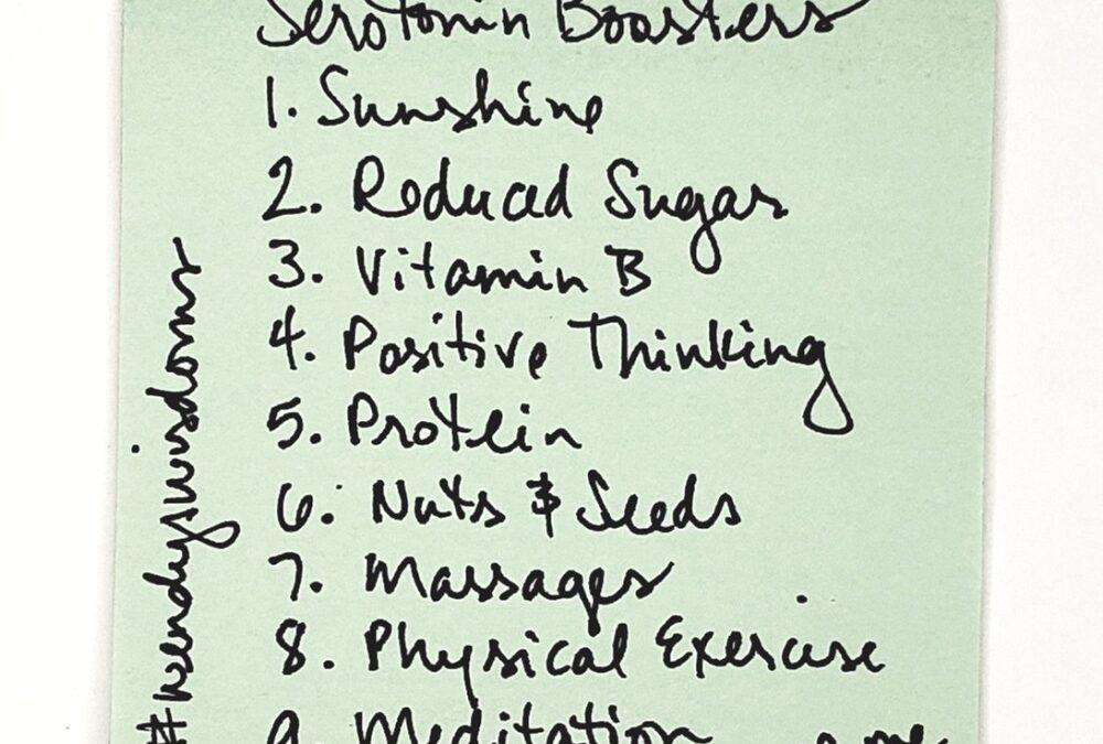Serotonin Boost