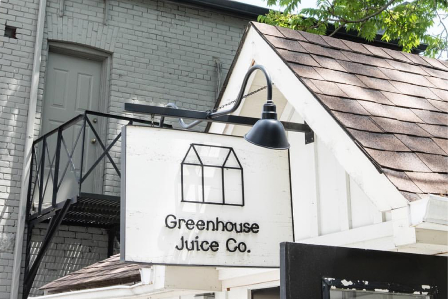 Greenhouse-Sign