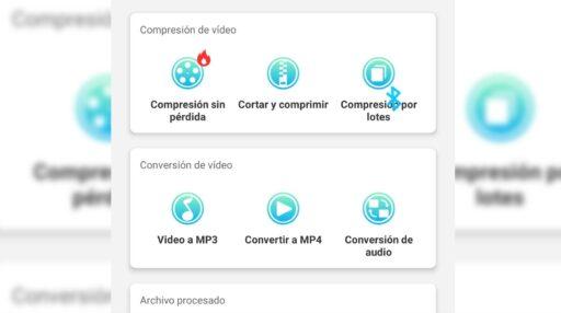 Comprimir VÍDEOS Sin Perder Calidad Android (Reducir Peso Vídeo)