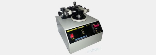 Rotary Abrasion Tester