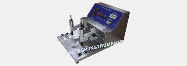 Linear Rubbing And Alcohol Abraser