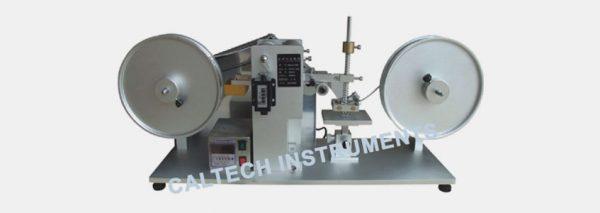 R.C.A. Paper Abrasion Wear Testers