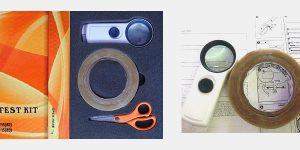 Dust Tape Test Kit