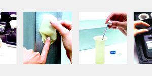 """CHLOR*TEST """"CSN Salts"""" - (Chloride / Sulfate / Nitrate Ion Tests for Surfaces)"""