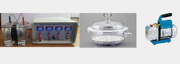 Rapid Chloride Permeability Test Equipment