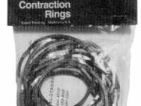 Socket Weld Contraction Rings