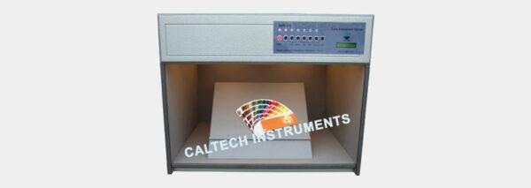 Color Assessment Cabinet