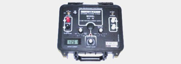 Portable Current Supply CS-10 - Tinker & Rasor