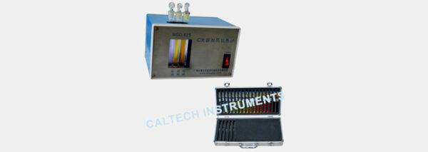 Gardner Color Comparator with C Illuminant