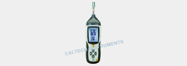 Temperature & Humidity Meter