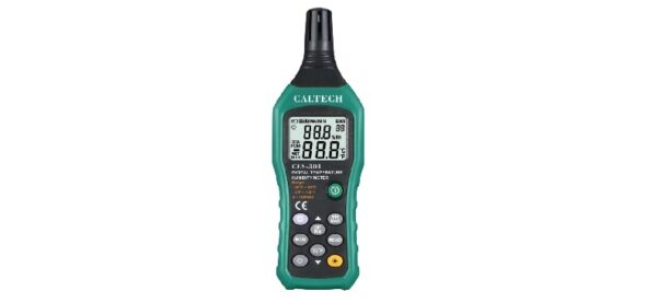 CES-301 Digital Psychrometer / Dew Point Meter