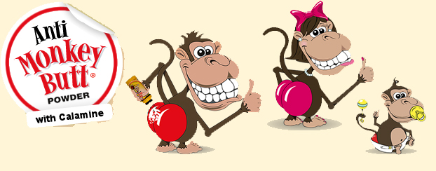 monkey pickles shoutout anti monkey butt