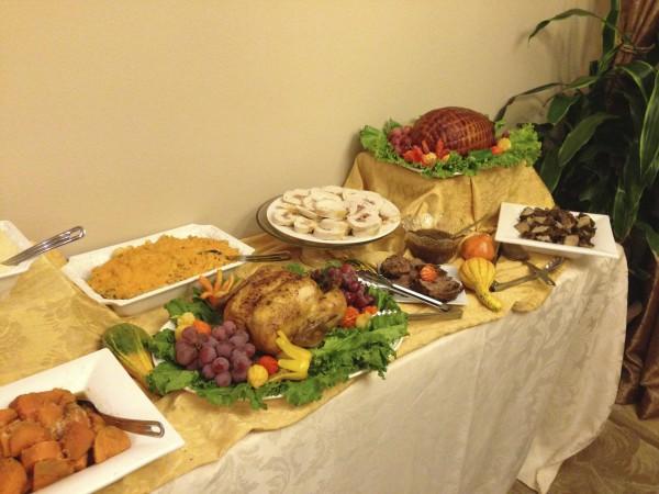 Turkey, Thanksgiving, Potato, gravy