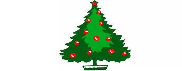 Christmas Tree. Christmas, Holiday