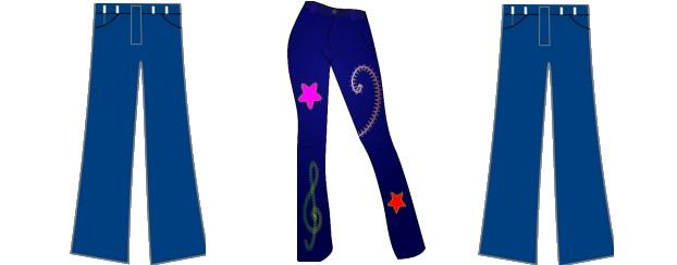 Blue Jeans. Blog Worthy?
