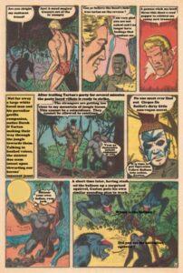 Tartan The Apeman Story1 Page 3 text