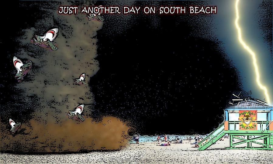 Hurricane South Beach 2
