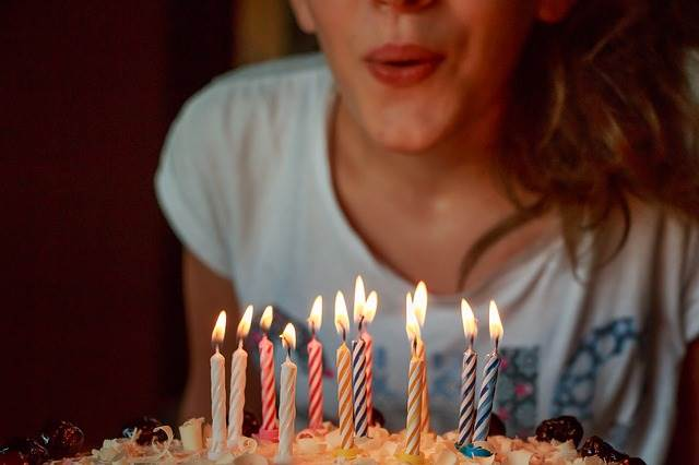 birthday cake, blowing out candles, birthday candles, trick candles, annoying bosses, mother-in-law, secret wish, wish come true, monkey pickles, funny, community