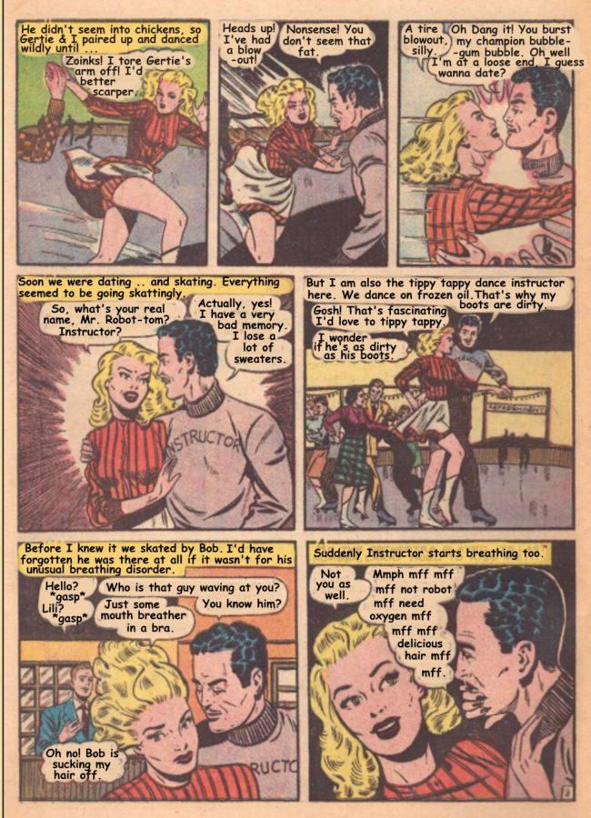 Read comics online, Love Is A Marathon, Monkey Pickles, cartoon popovers, funny comics, funny pics & vids