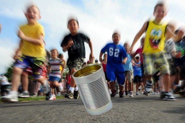 kick the can, how to play, children's games, outdoor games, kid friendly games