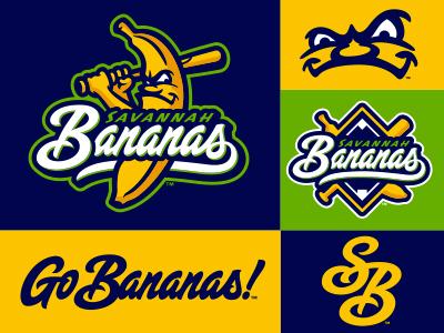 Savannah Banana Beer, Bananas, Baseball