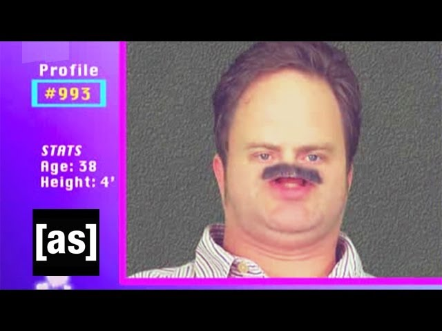 Video Dating Gamer, Funny Video, Tim and Eric, Adult Swim