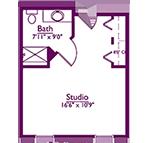 EastView Floor Plan