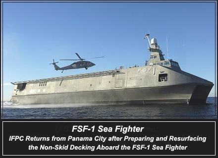 FSF-1 Sea Fighter