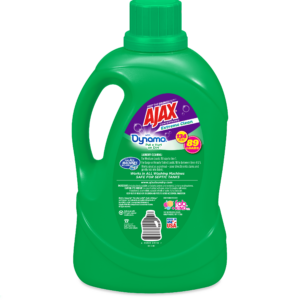 Ajax Laundry Extreme Clean Liquid Laundry Detergent 138 fl. oz, Green