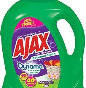 Ajax Laundry Extreme Clean Liquid Laundry Detergent (60 fl. oz.)
