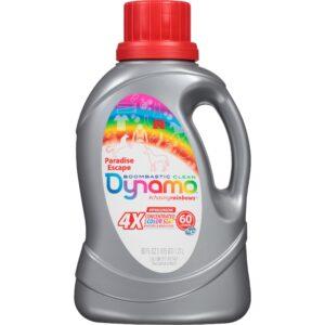 Dynamo Paradise Escape Liquid Laundry Detergent (60 oz.)