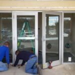 Egress and Entry doors also need to be part of your Inspection